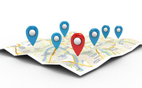 chicago local seo map